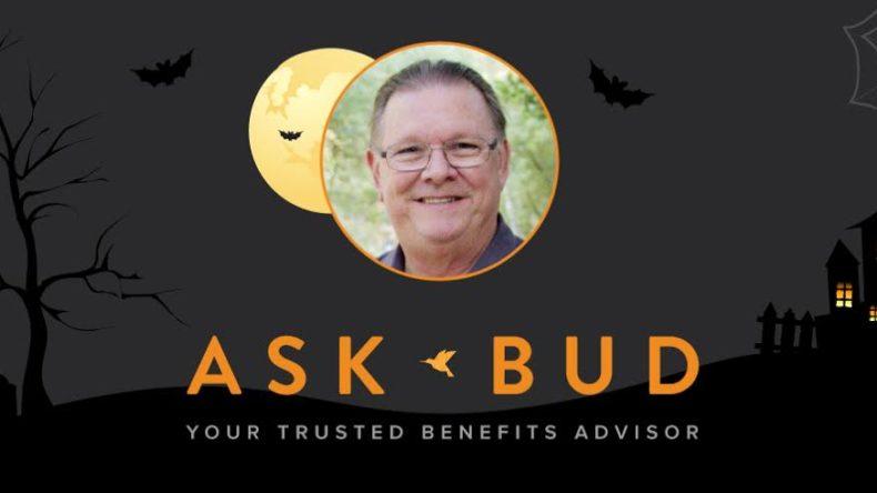 Ask Bud Halloween