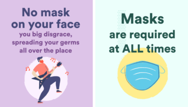Free Printable Mask Required Signs for Business