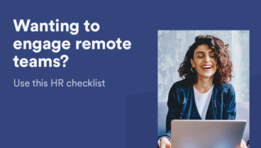 Wanting to engage remote teams