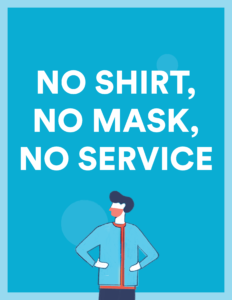 no-shirt-no-mask-no-service